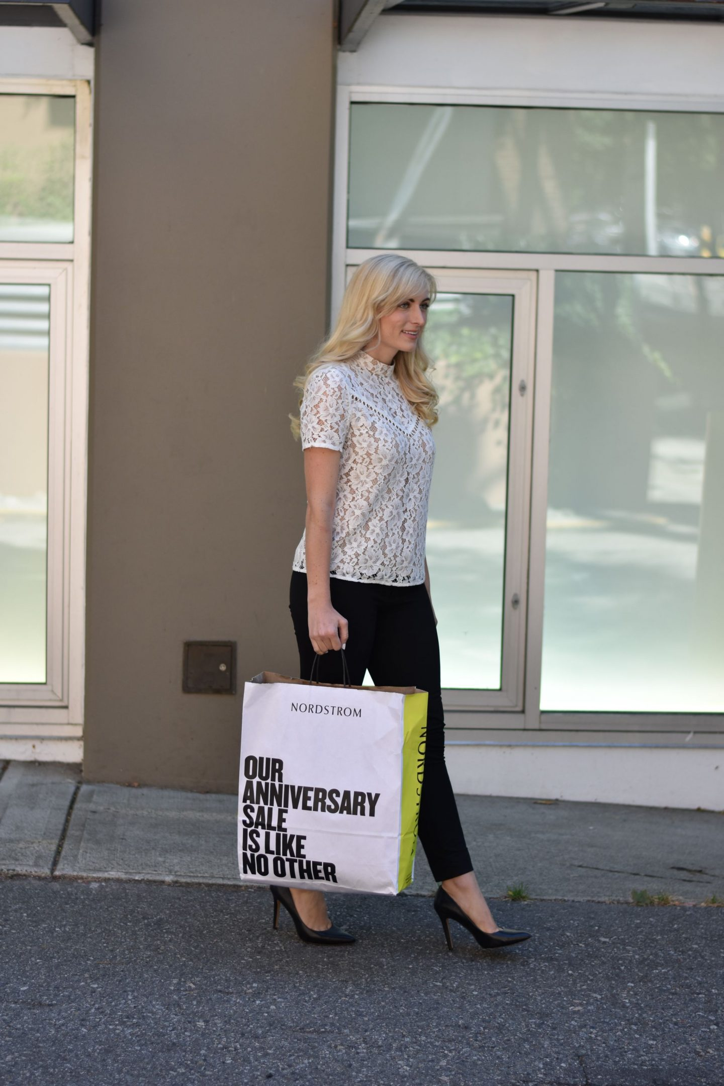 how to shop the Nordstrom anniversary sale if you are in Canada