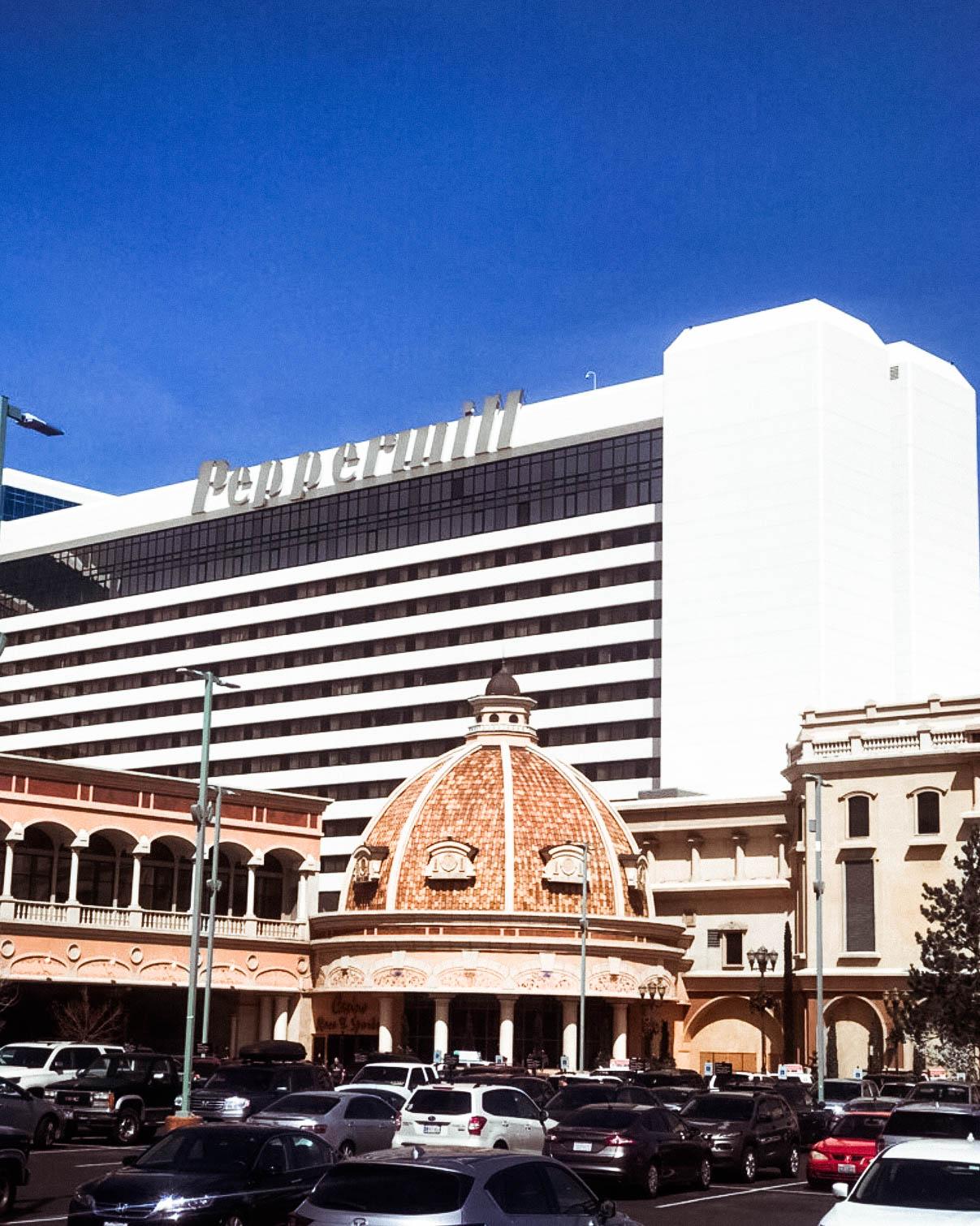 peppermill hotel reno