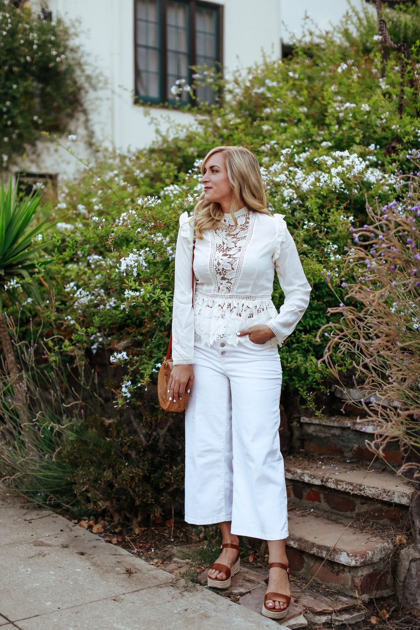 legalleeblonde how to style white denim