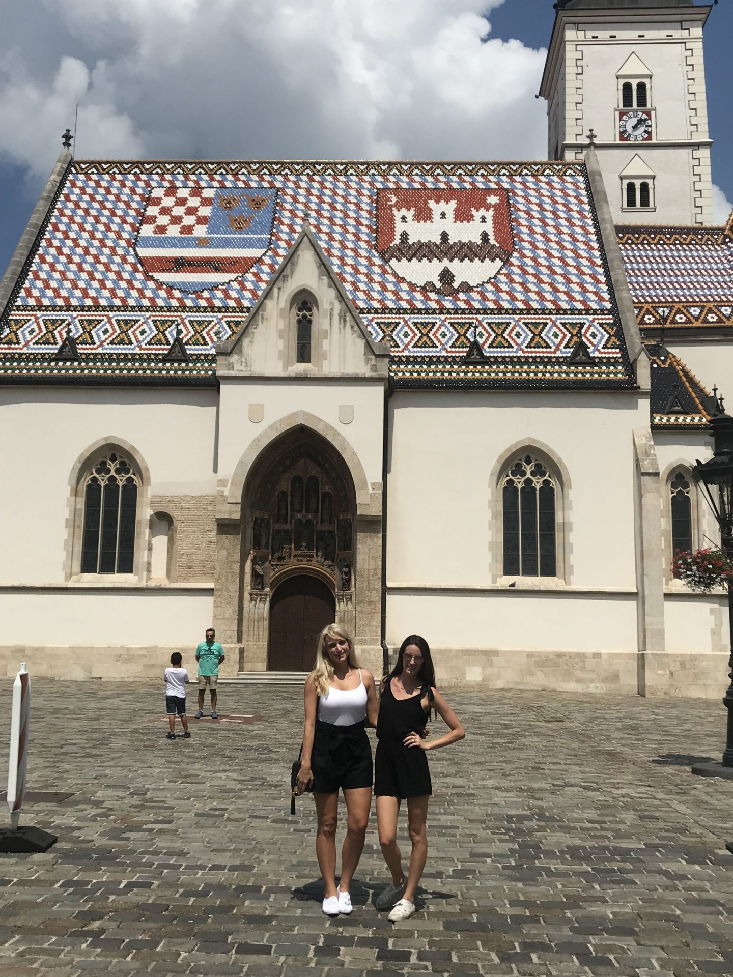 st. mark's church - what to do in Zagreb