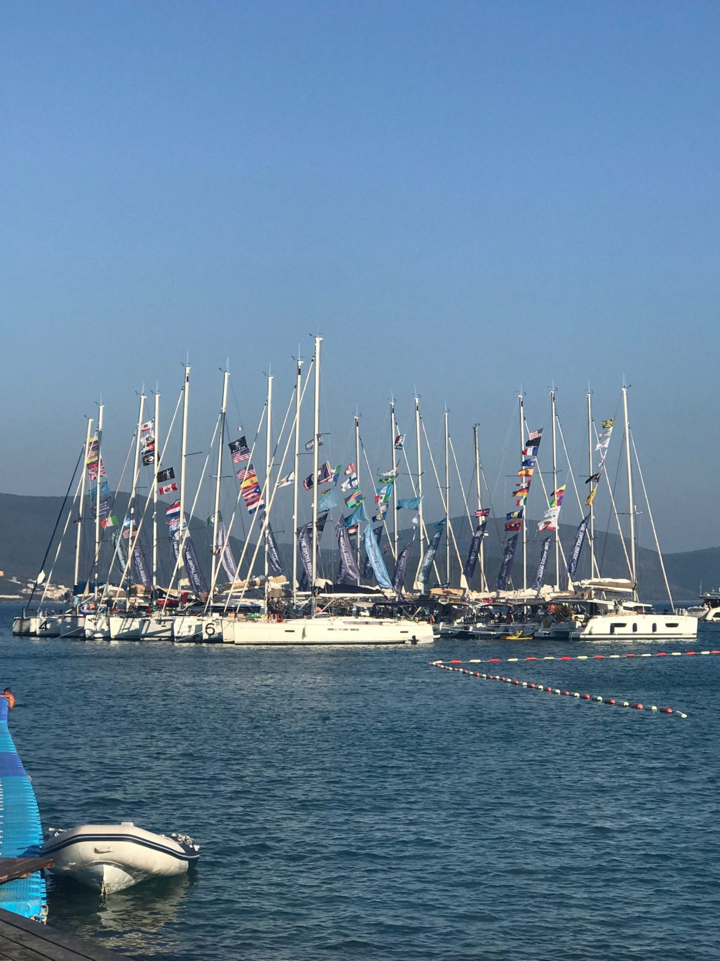 the yacht week yachts