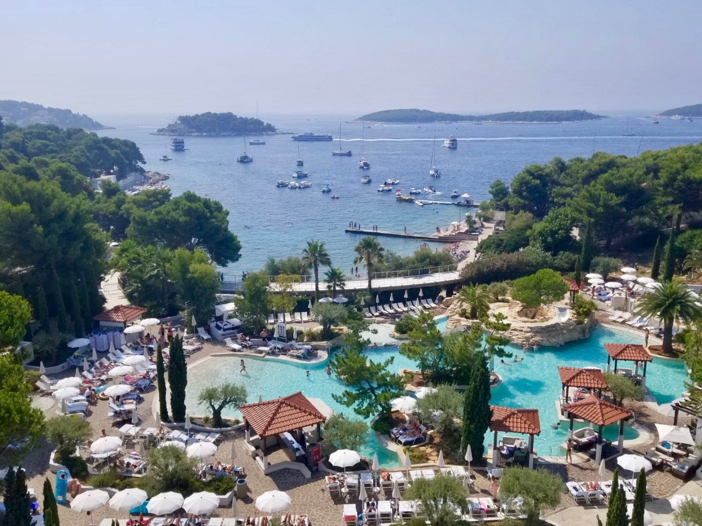 amfora resort hvar croatia