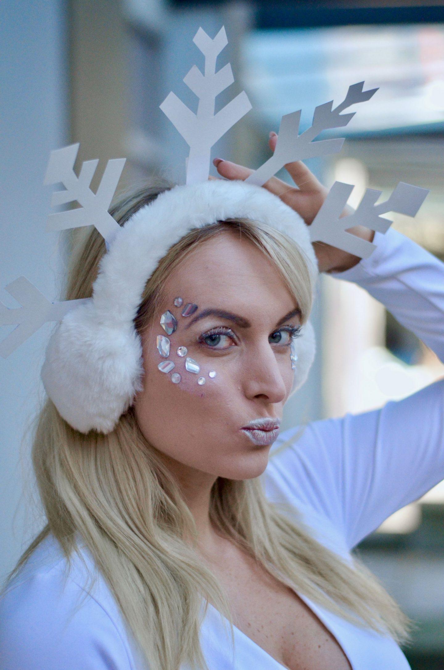 halloween costume idea a liberal snowflake