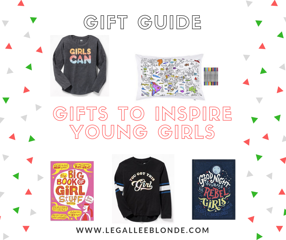 gifts to inspire young girls