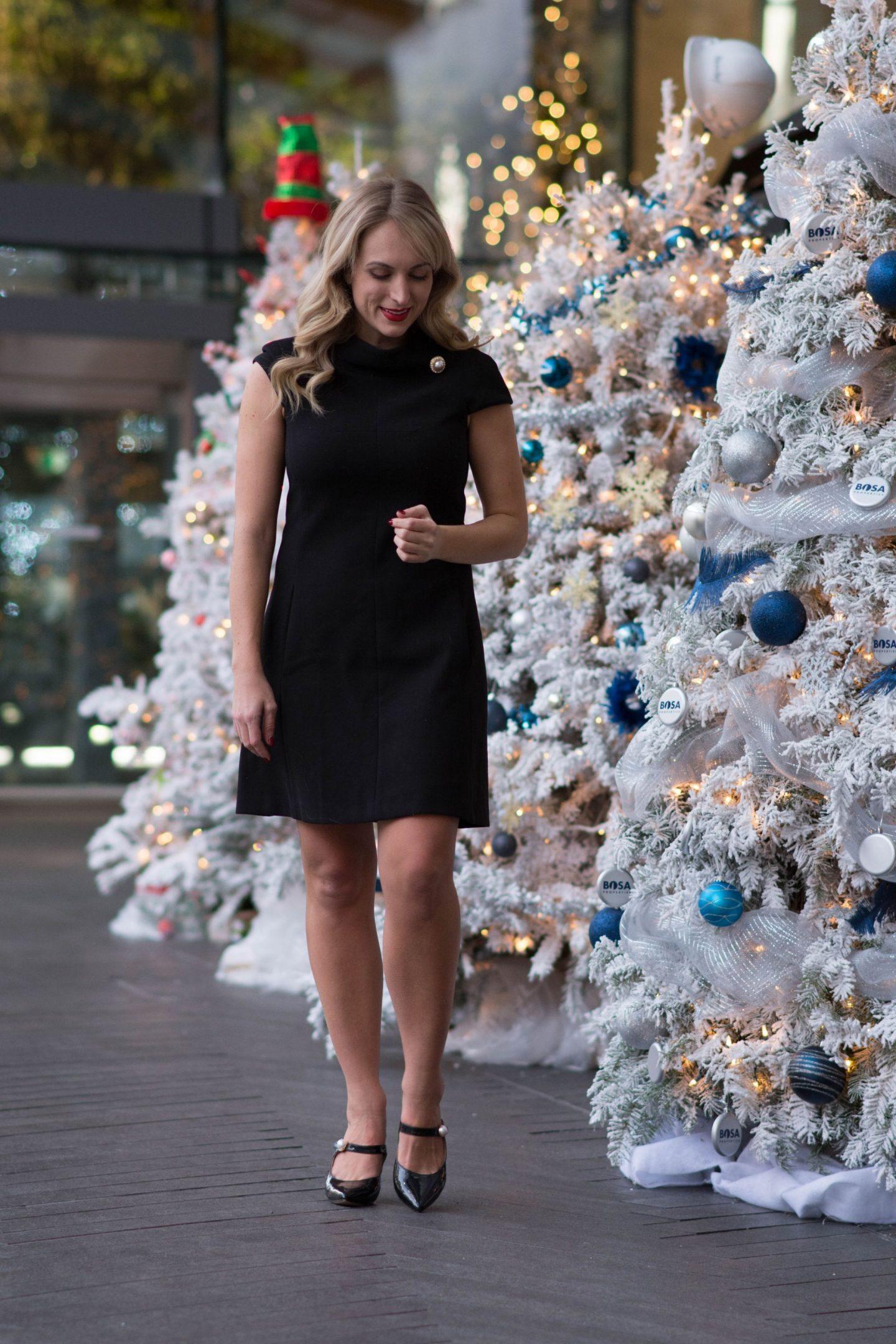 harper-rose-dress-a-line-work-appropriate-black-dress