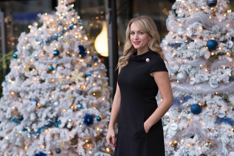 harper-rose-stand-collar-dress-worn-by-legallee-blonde