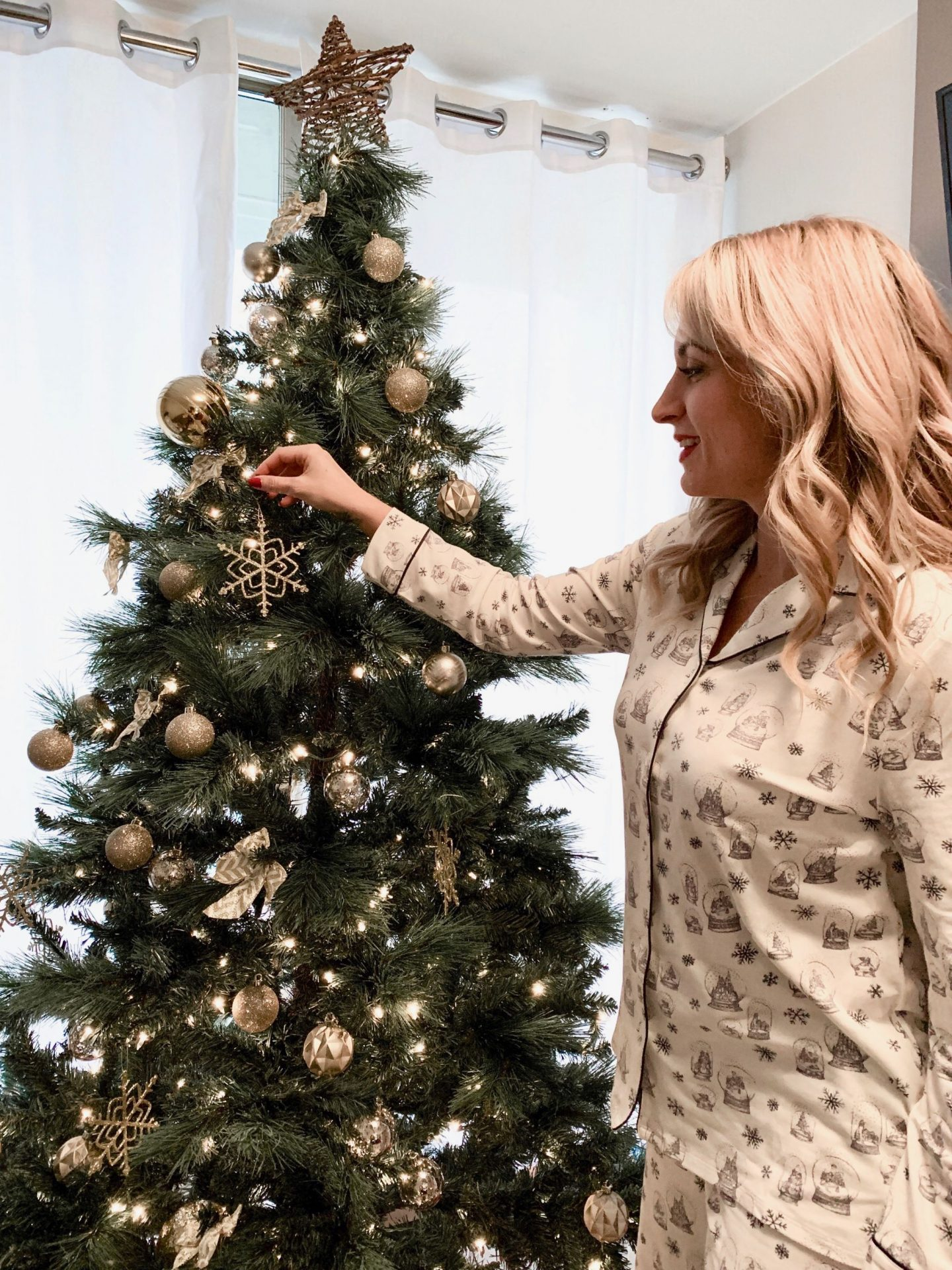 fe67930760 Holiday Ready in Soma Pajamas (Giveaway - Day 9) - LegalLee Blonde