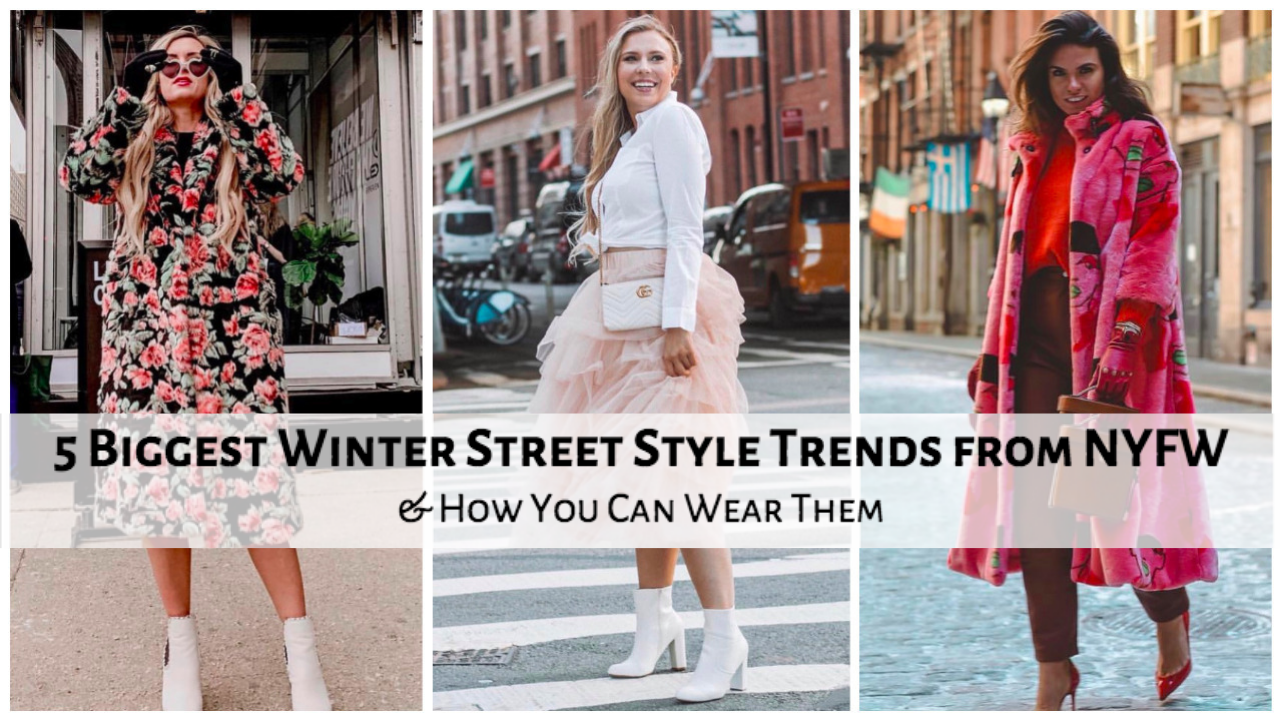 87bea02bfe81 5 Biggest Winter Street Style Trends from NYFW