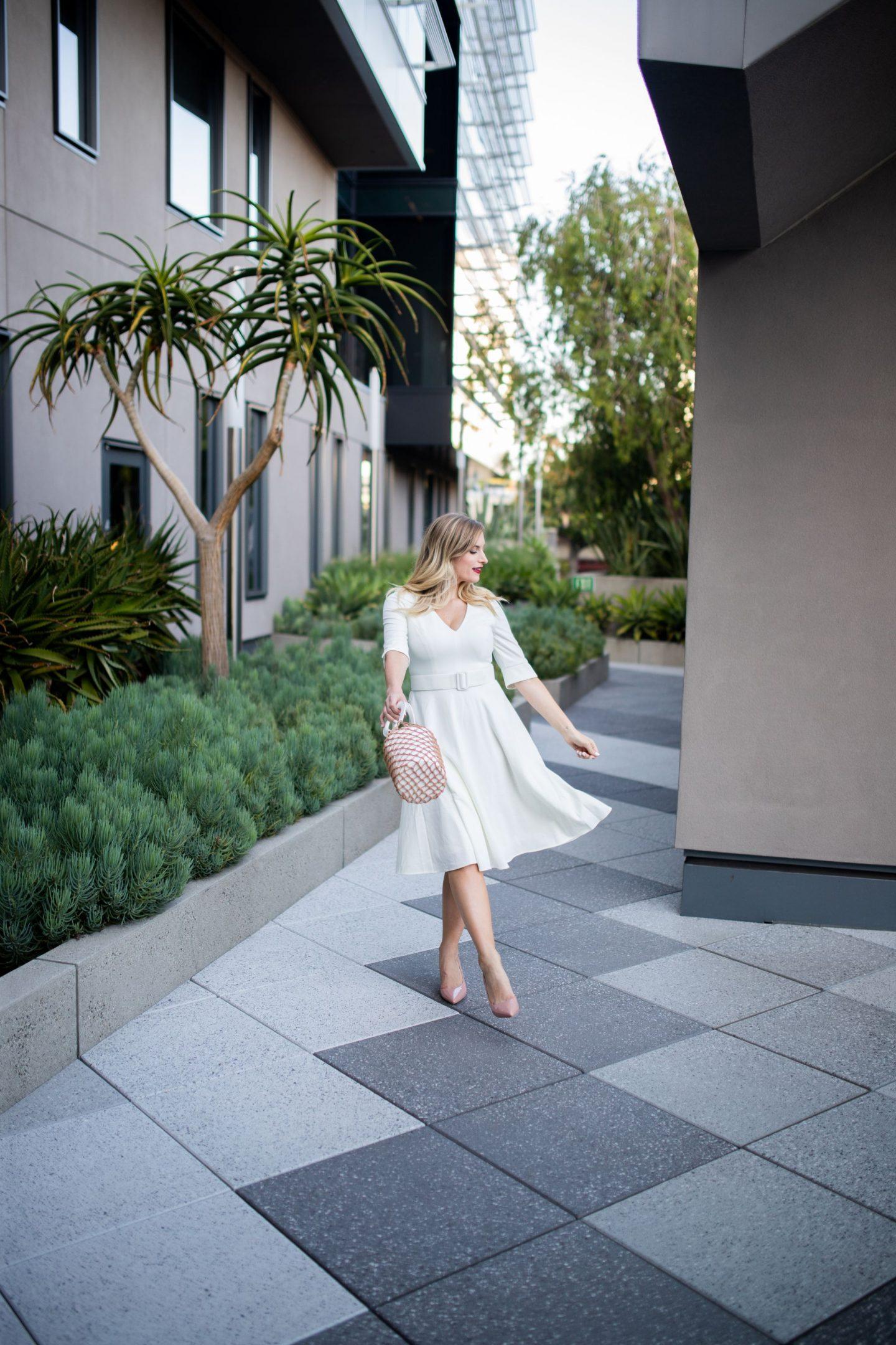legal-lee-blonde-wearing-harper-rose-dress