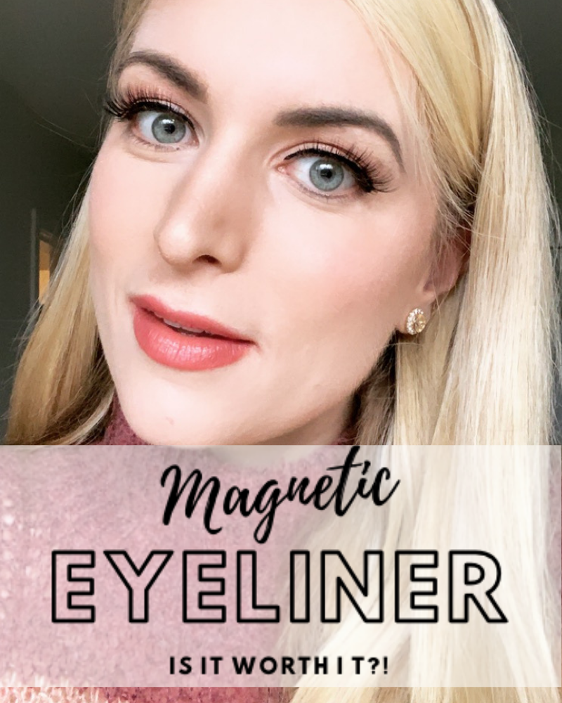 review of magentic eyeliner eylure promagnetic lash system
