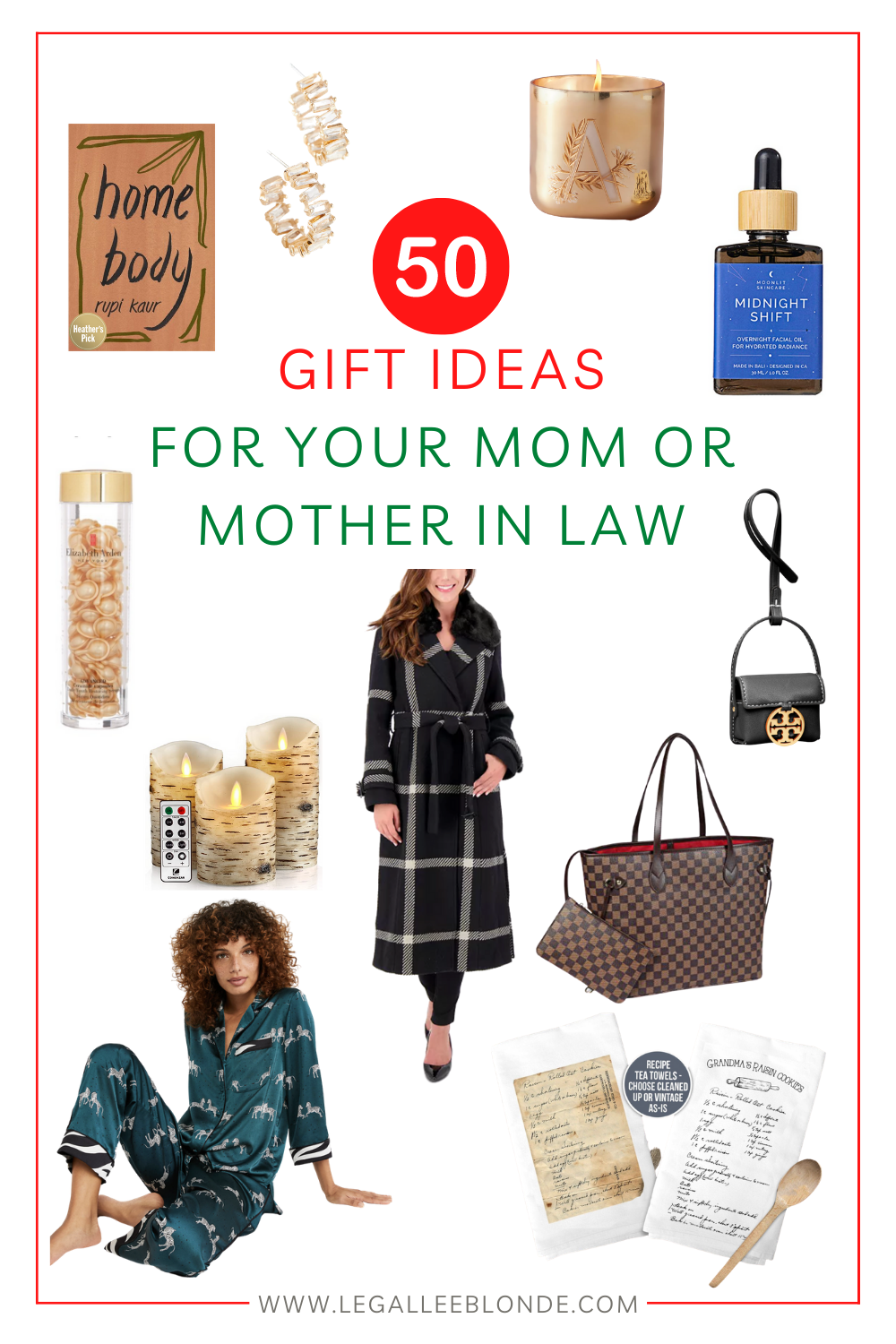 gift ideas for your mom or mother in law christmas 2020
