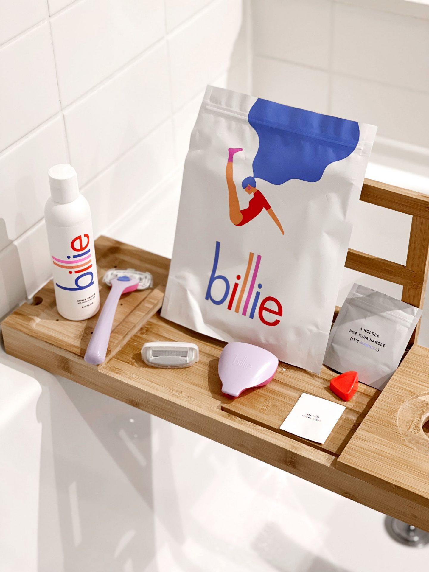 billie razors shaving kit review