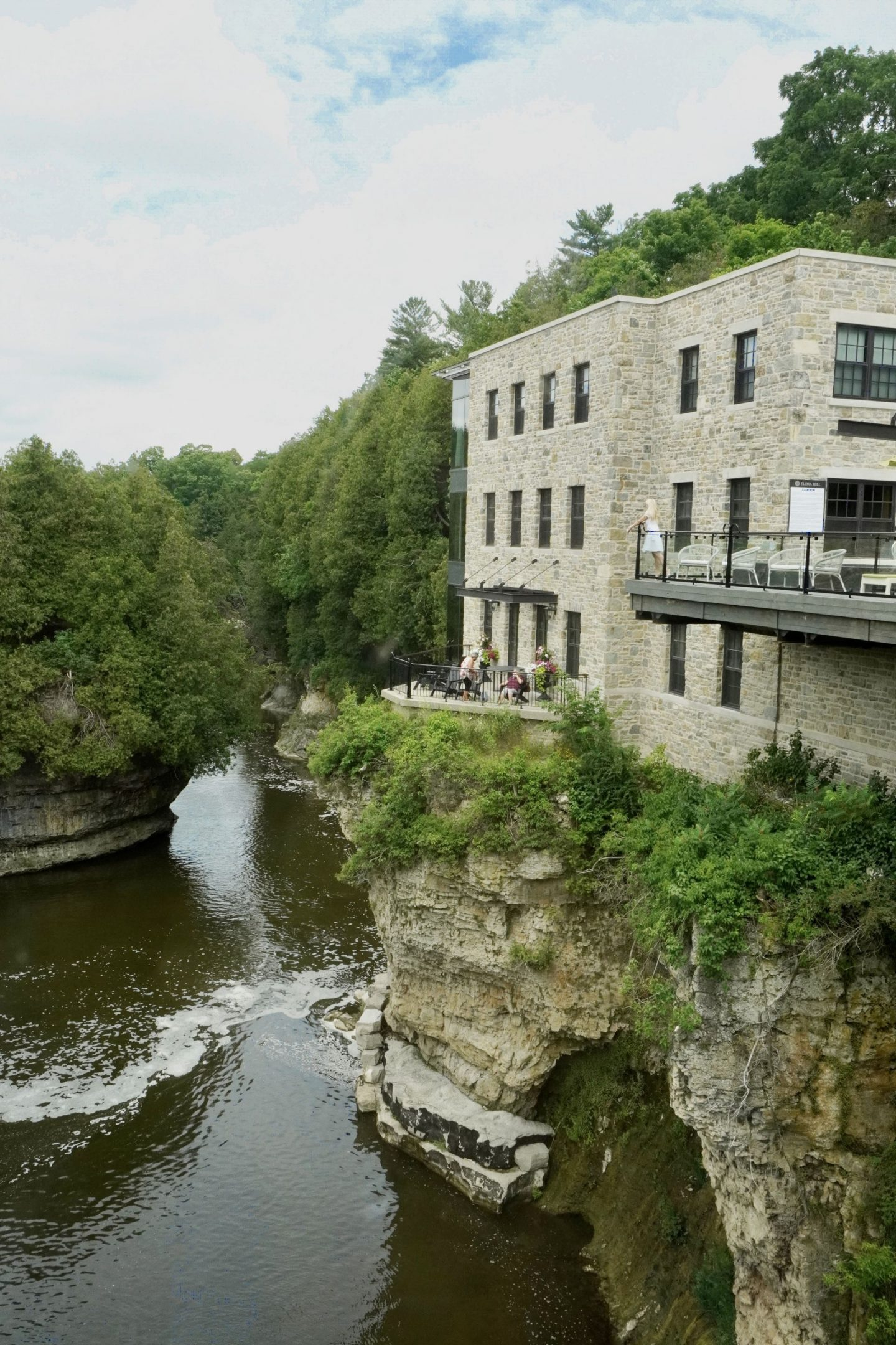elora mill hotel review